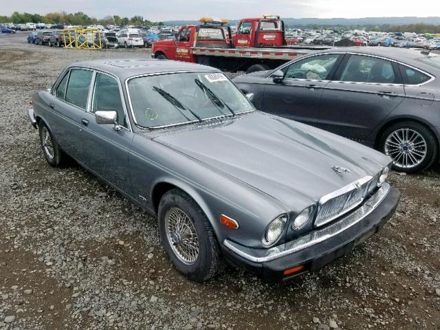 1986 Jaguar Xj6 4.2L