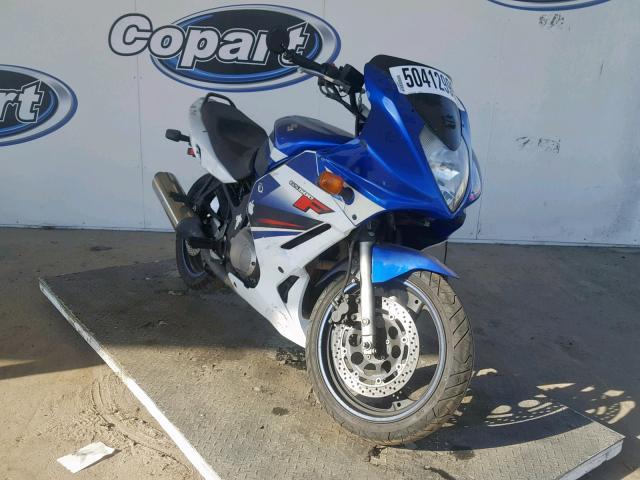 click here to view 2009 SUZUKI GS500 at IBIDSAFELY