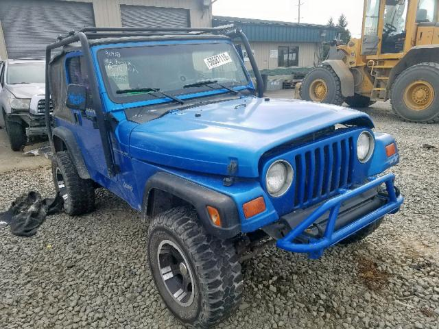 click here to view 1999 JEEP WRANGLER / at IBIDSAFELY