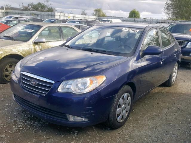 Seattle Car Auction >> 2008 Hyundai Elantra Gls Photos Wa North Seattle