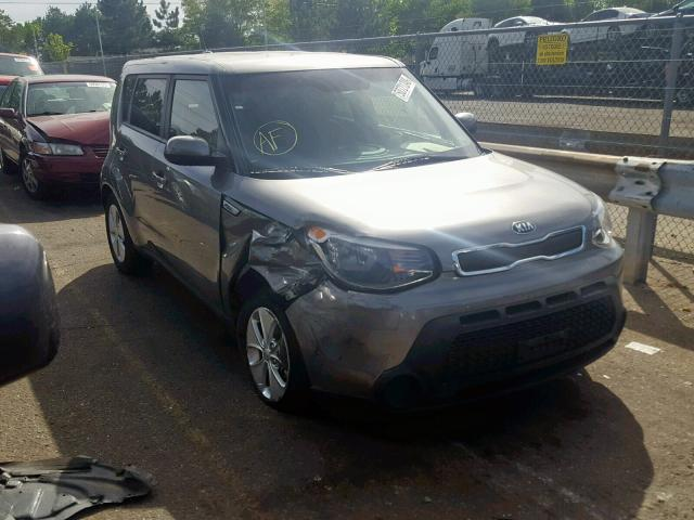 KIA Soul salvage cars for sale: 2016 KIA Soul