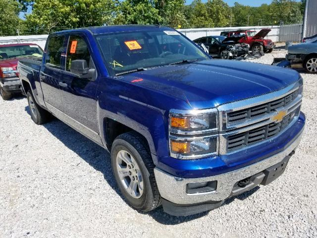 2014 Chevrolet Silverado for sale in Rogersville, MO
