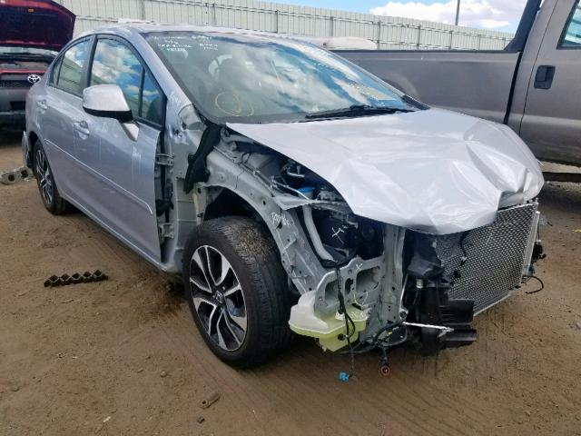 click here to view 2013 HONDA CIVIC EXL at IBIDSAFELY