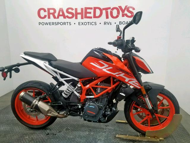 click here to view 2017 KTM DUKE 390 at IBIDSAFELY
