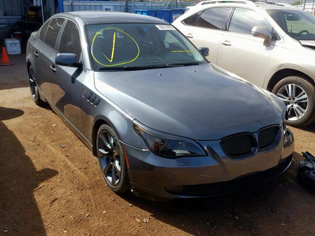 click here to view 2008 BMW 535 I at IBIDSAFELY