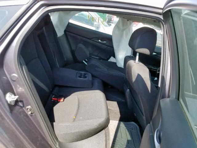 2018 Honda Civic Ex 2 0l 4 For Sale In Ellenwood Ga Lot 50480529