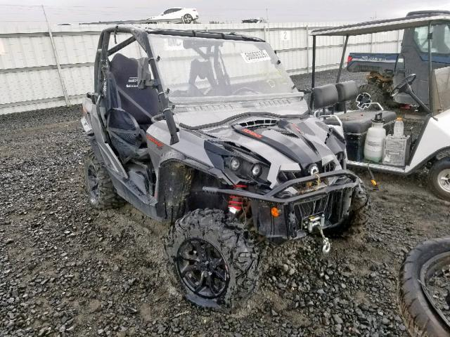click here to view 2015 CAN-AM COMMANDER at IBIDSAFELY