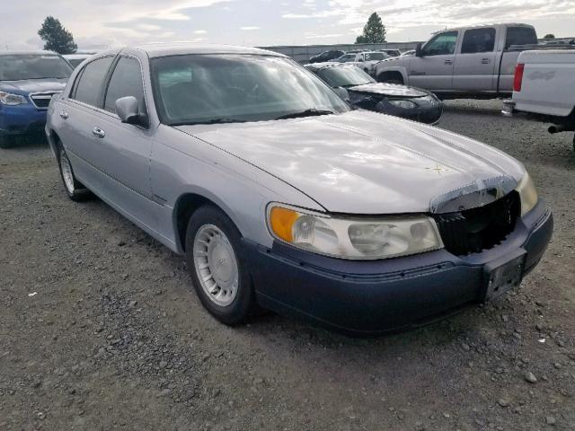 2000 Lincoln Town Car Executive For Sale Wa Spokane Wed Feb