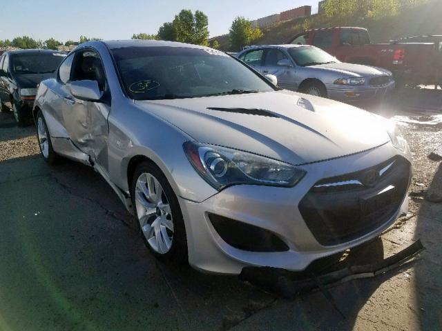 2013 Hyundai Genesis Co 2.0L