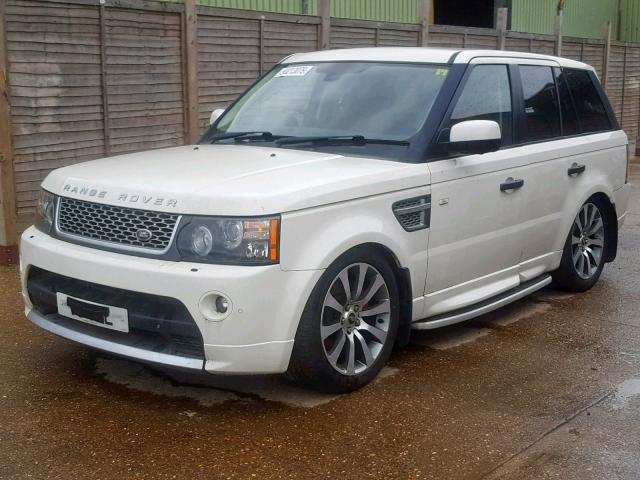 LAND ROVER R ROVER SP - 2010 rok