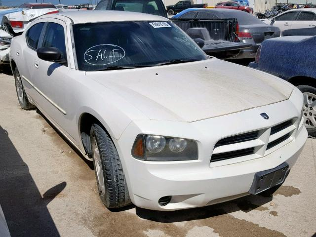 Salvage cars for sale from Copart Haslet, TX: 2007 Dodge Charger SE