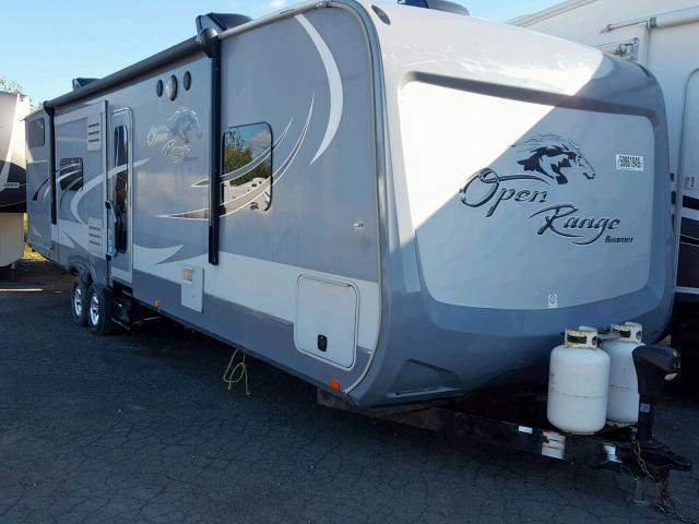 Salvage 2015 Open Road ROAMER for sale