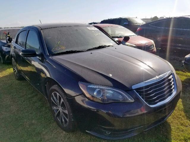 2013 Chrysler 200 Tourin 2.4L
