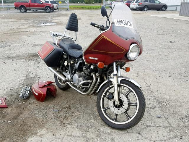 click here to view 1980 KAWASAKI KZ750 at IBIDSAFELY