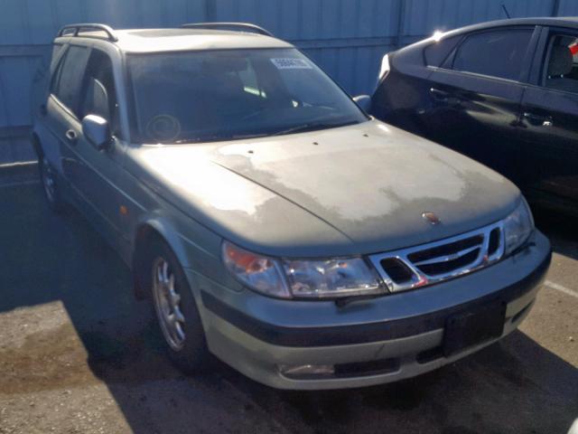 2000 Saab 9-5 2.3L