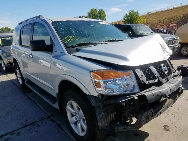 click here to view 2015 NISSAN ARMADA SV at IBIDSAFELY