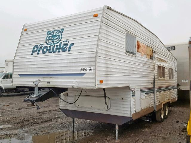 2002 FLEE  PROWLER