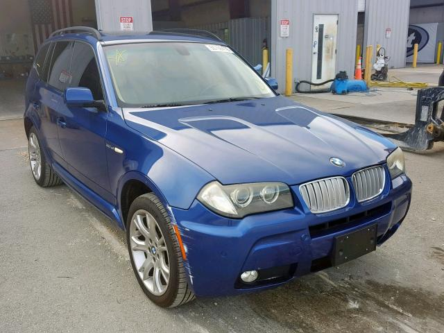 click here to view 2008 BMW X3 3.0SI at IBIDSAFELY