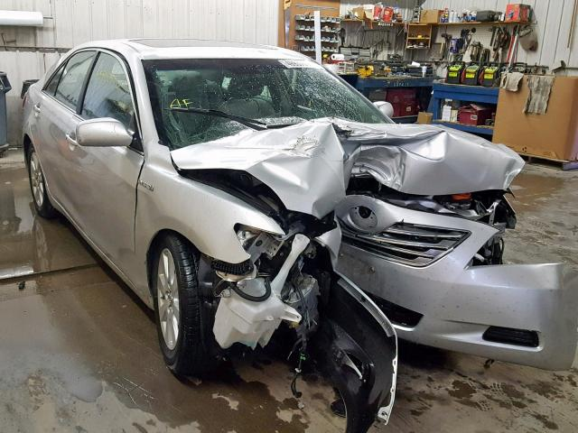 click here to view 2008 TOYOTA CAMRY HYBR at IBIDSAFELY
