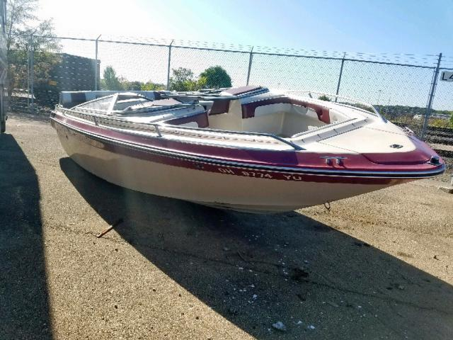 Salvage 1987 Sea Ray BOAT for sale