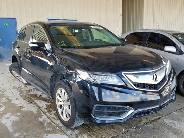 click here to view 2017 ACURA RDX TECHNO at IBIDSAFELY