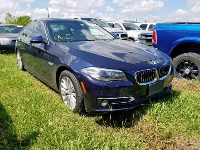 Salvage 2014 BMW 528 I for sale