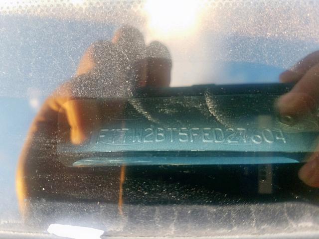 1FT7W2BT5FED27604 2015 FORD F250 SUPER DUTY