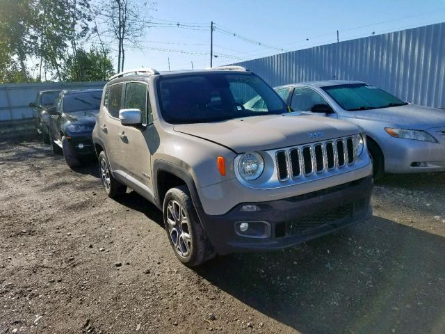 2015 Jeep Renegade L 2.4L