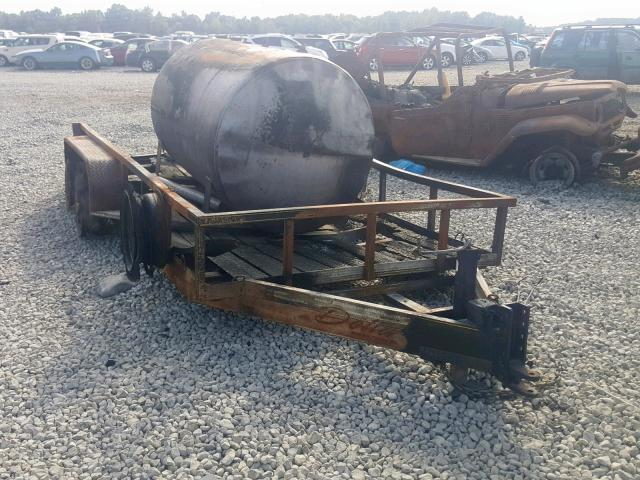 Utility Trailer salvage cars for sale: 2017 Utility Trailer