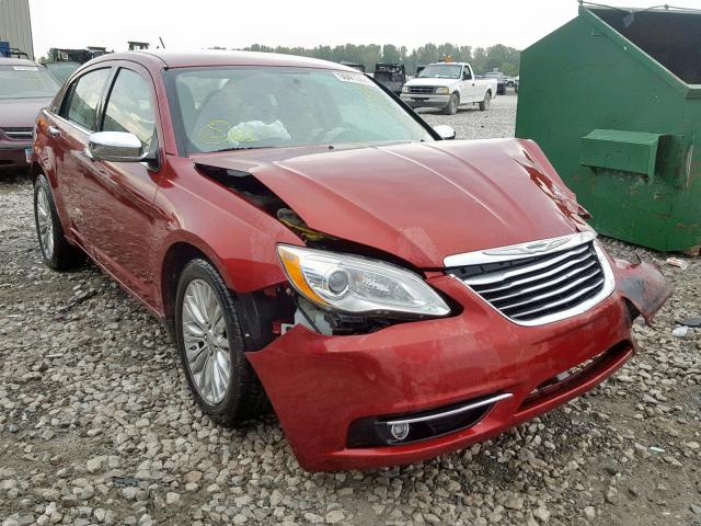 click here to view 2012 CHRYSLER 200 LIMITE at IBIDSAFELY