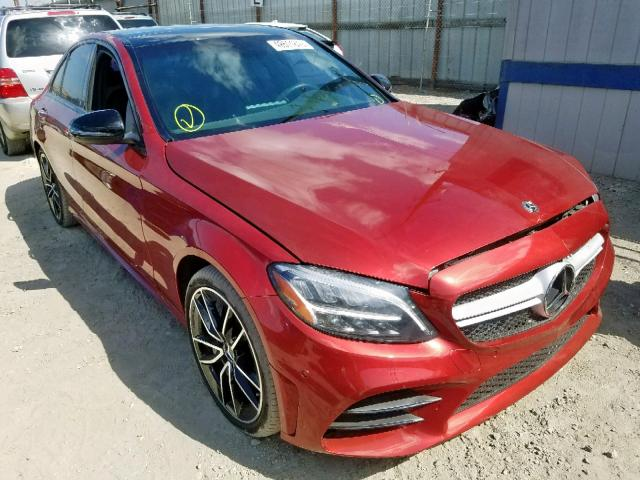 click here to view 2019 MERCEDES-BENZ C 43 AMG at IBIDSAFELY
