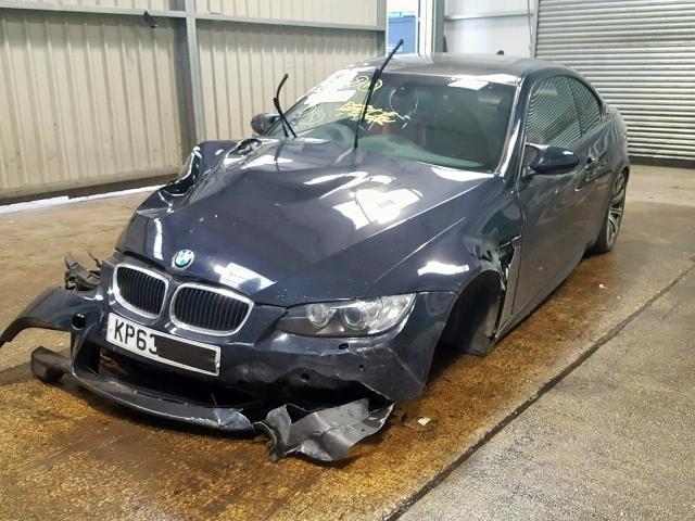 BMW M3 SEMI AU - 2013 rok