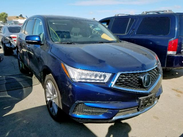 click here to view 2018 ACURA MDX TECHNO at IBIDSAFELY