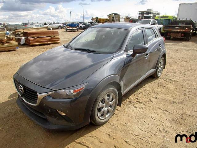 Salvage 2016 Mazda CX-3 SPORT for sale
