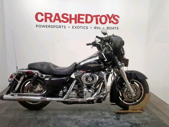 click here to view 2006 HARLEY-DAVIDSON FLHXI CALI at IBIDSAFELY