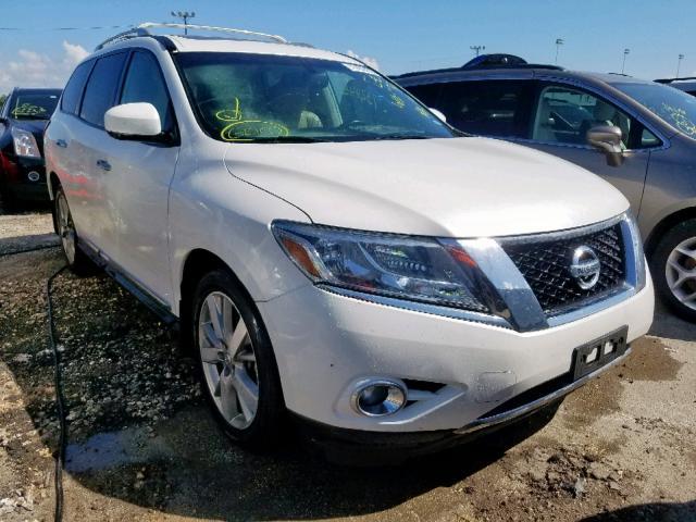 2016 Nissan Pathfinder 3.5L