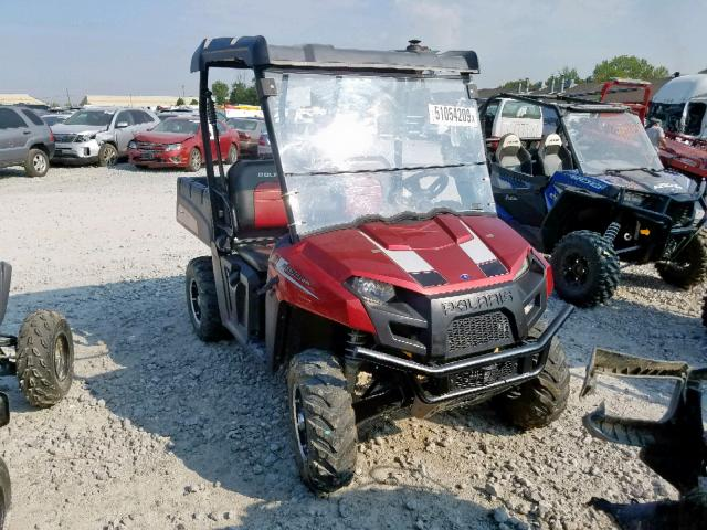 click here to view 2012 POLARIS RANGER 500 at IBIDSAFELY