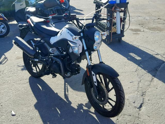 click here to view 2017 KYMCO USA INC K-PIPE 125 at IBIDSAFELY