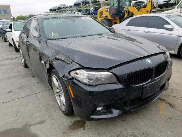 BMW 535 D Vehiculos salvage en venta: 2014 BMW 535 D