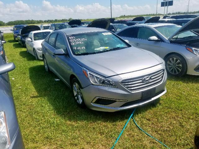 2017 Hyundai Sonata Se 2.4L