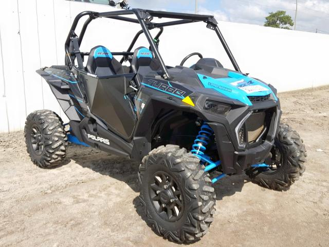 Salvage 2019 Polaris RZR XP TURBO for sale