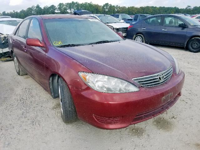 Salvage cars for sale from Copart Houston, TX: 2006 Toyota Camry LE