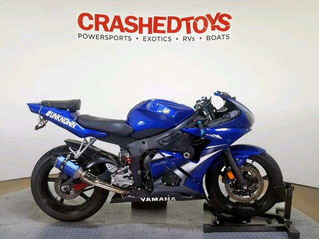click here to view 2007 YAMAHA YZFR6 S at IBIDSAFELY