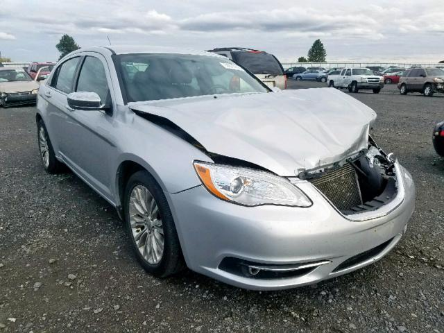 click here to view 2011 CHRYSLER 200 LIMITE at IBIDSAFELY