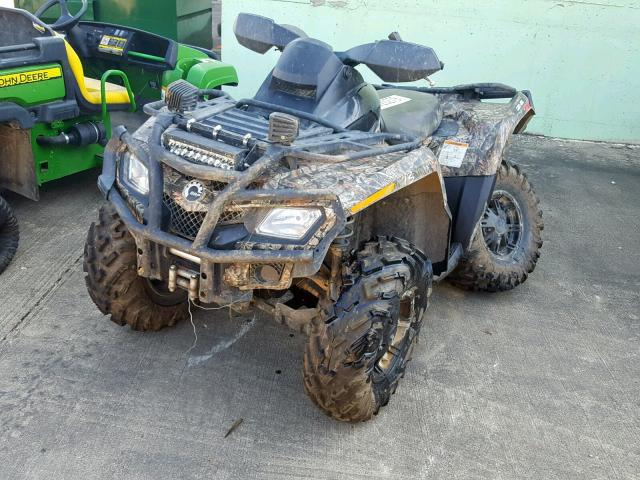 2011 CAN-AM  ATV
