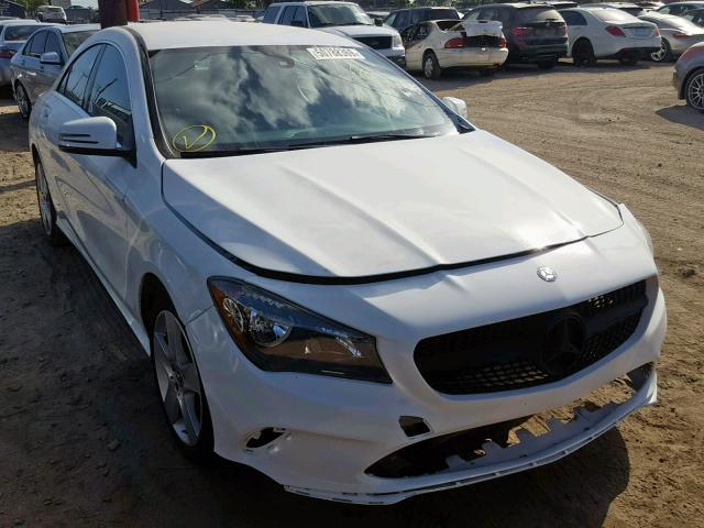 click here to view 2018 MERCEDES-BENZ CLA 250 at IBIDSAFELY