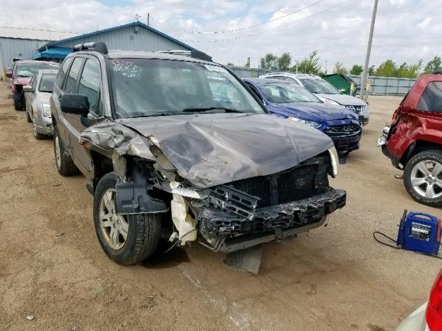 Salvage cars for sale from Copart Pekin, IL: 2005 Mitsubishi Endeavor L