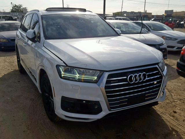 click here to view 2017 AUDI Q7 PREMIUM at IBIDSAFELY
