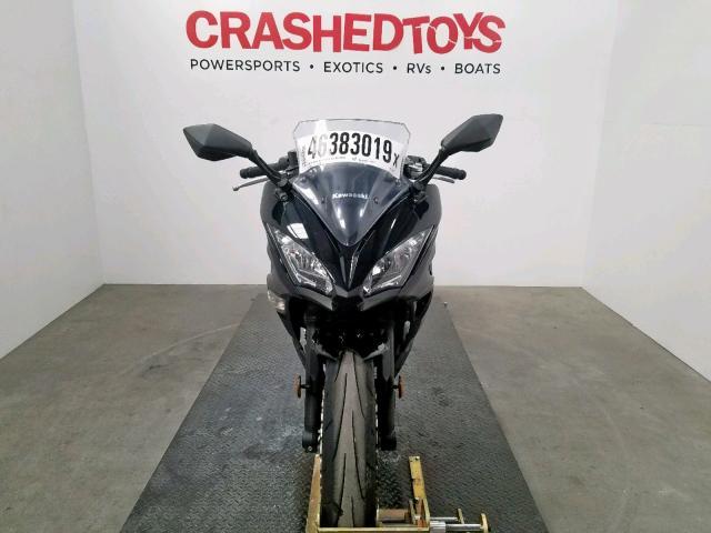 2017 KAWASAKI  EX650 F