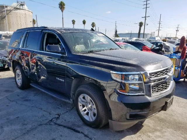 click here to view 2017 CHEVROLET TAHOE K150 at IBIDSAFELY